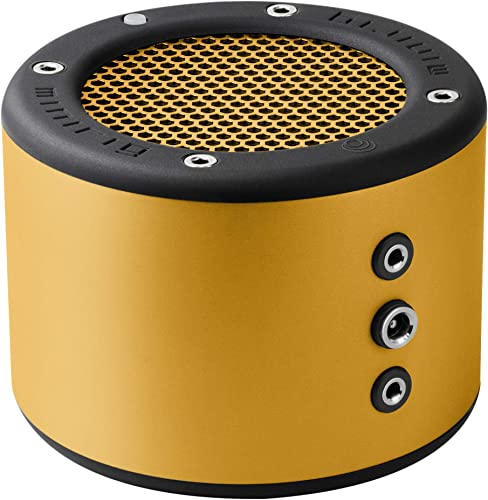 MINIRIG 3 Portable Rechargeable Bluetooth Speaker – 100 Hour Battery – Loud Hi-Fi Sound – Gold