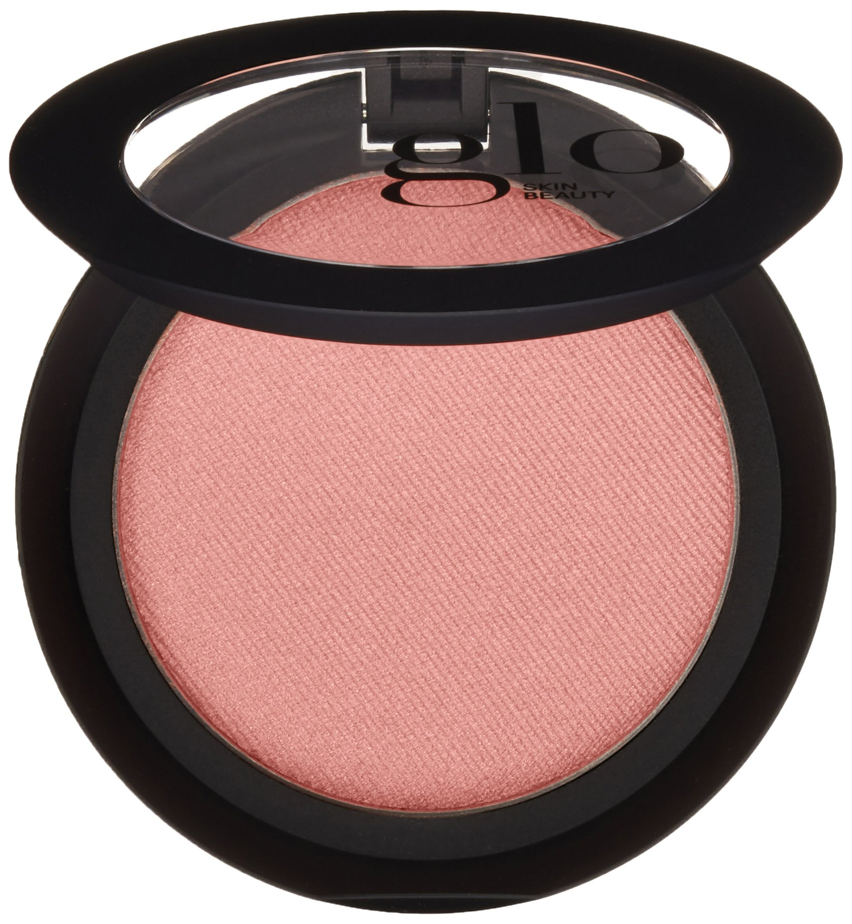 Glo Skin Beauty Powder Blush in Melody - Matte Mid-toned Rose | 9 Shades | Cruelty Free, Talc Free Mineral Makeup