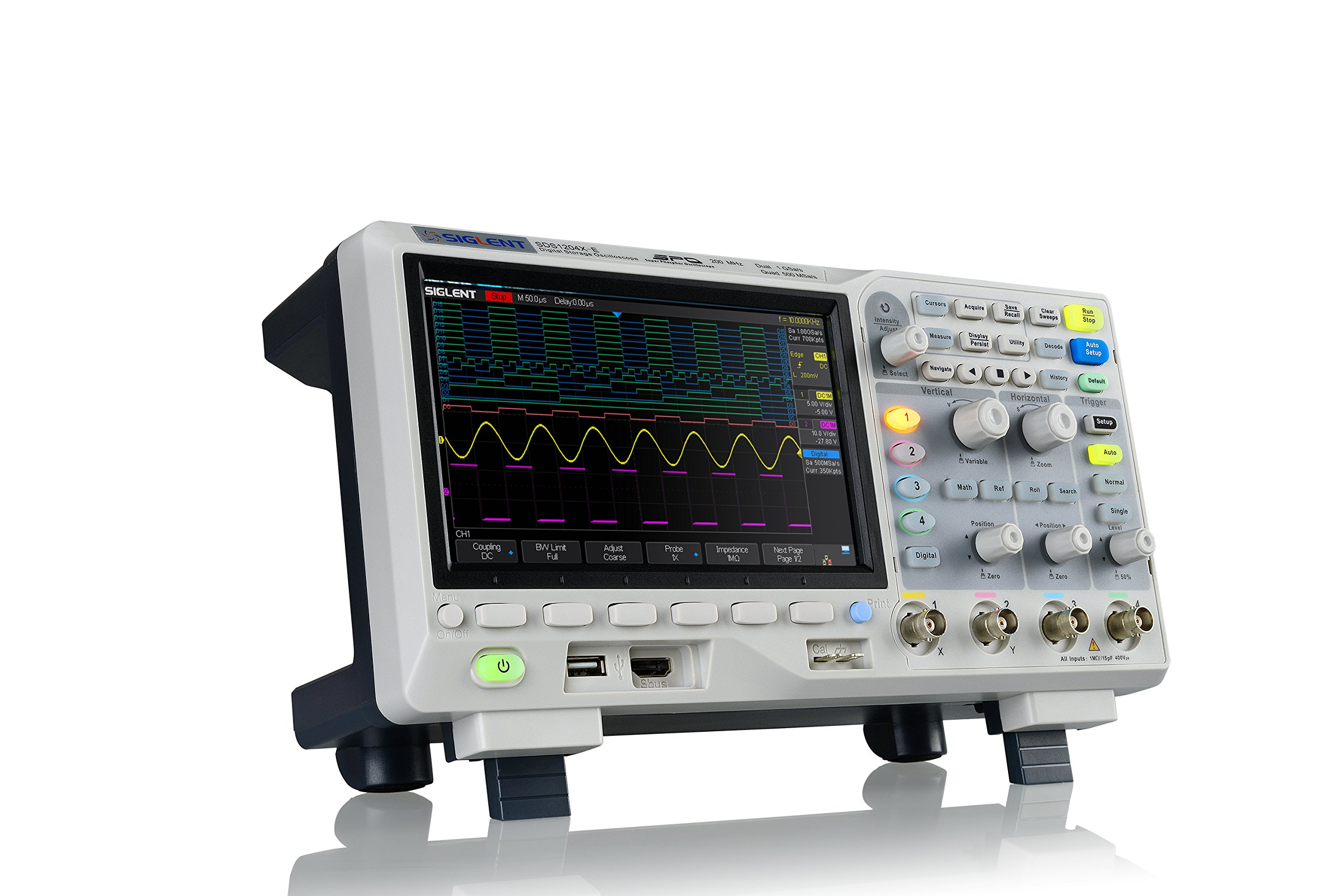 Best Rated in Lab Oscilloscopes & Helpful Customer Reviews