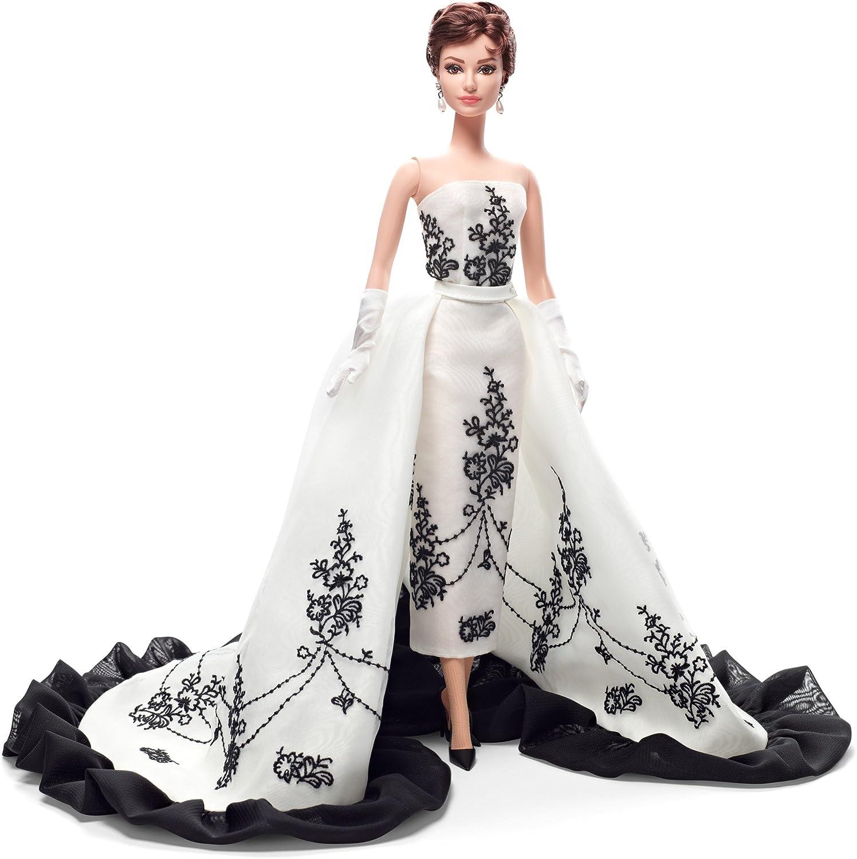 Amazon.es: Barbie - Audrey Hepburn en Sabrina, muñeca Fashion ...