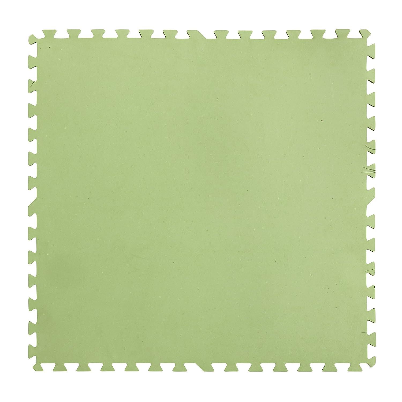MANUFACTURING Gré mpf819–Floor protector, 81x 81x 0.45cm, Green Manufacturas Gré