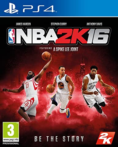 f5588fd5dfc218 Buy NBA 2K16 (PS4) Online at Low Prices in India