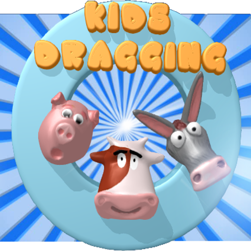 For the kids: Kids dragging and match animals