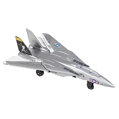 Daron Worldwide Trading Runway24 F-14 Jolly Rogers Vehicle: Toys & Games