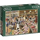 Falcon de luxe 11169 Tea For Two 1000 Piece Jigsaw Puzzle