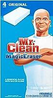 Mr. Clean Magic Eraser Original 4 Count- Packaging May Vary