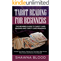 Tarot Reading for Beginners: The Newbies Guide to Tarot Card Reading and Tarot Card Meanings: Includes Tarot History… book cover