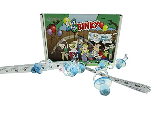 Amazon.com: Spit la Binky. Fun. Baby Shower Game ...