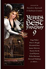 Year's Best Fantasy 9 Kindle Edition