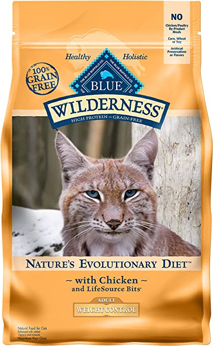 Natural Mature Dry Cat... Blue Buffalo Wilderness High Protein Grain Free