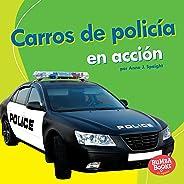 Carros de policía en acción (Police Cars on the Go) (Bumba Books ® en español — Máquinas en acción (Machines That Go)) (Span