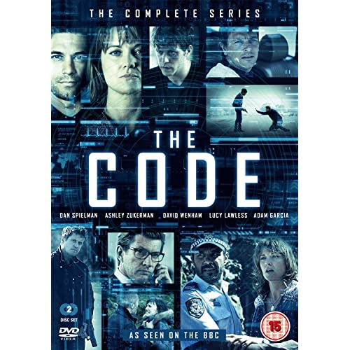 The Code - Series 1 [DVD] [2014]