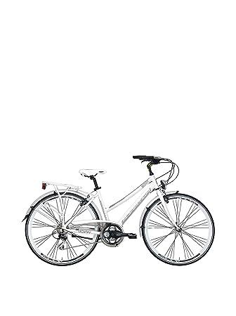 Cicli Adriatica Bike Boxter Hp White Amazon Co Uk Sports Outdoors