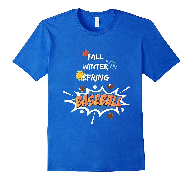 Its Baseball Season Premium Softball Love Baseball Tshirt-CD