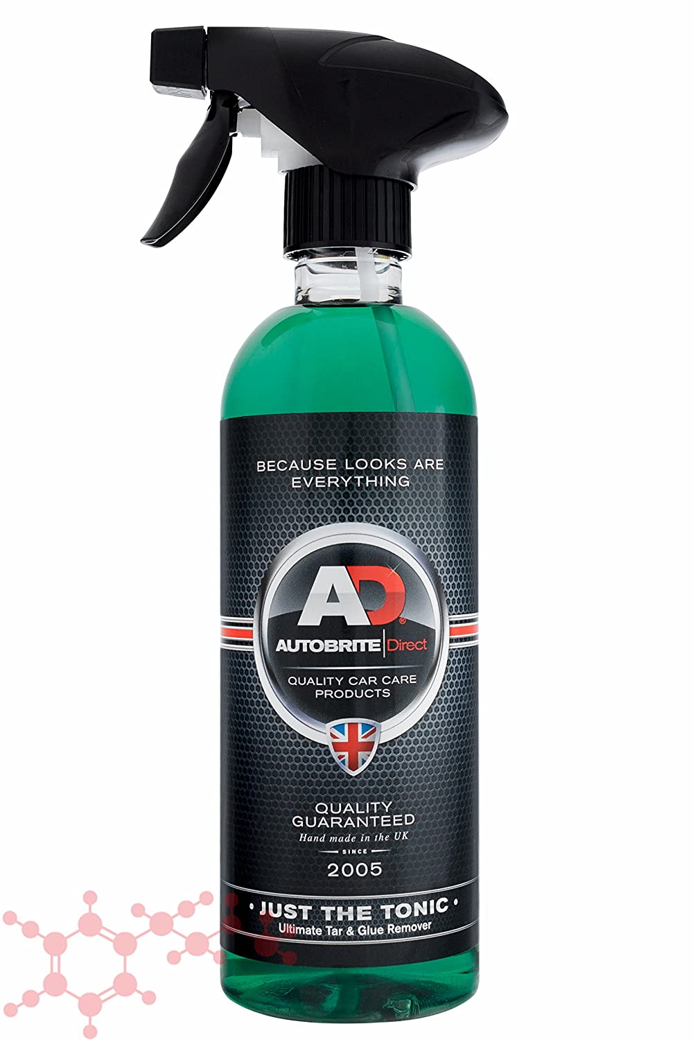 Autobrite Direct Just The Tonic 500ml ~ Tar And Glue Remover