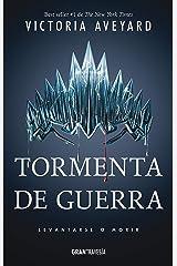 Tormenta de guerra: La Reina Roja 4 (Spanish Edition) Kindle Edition