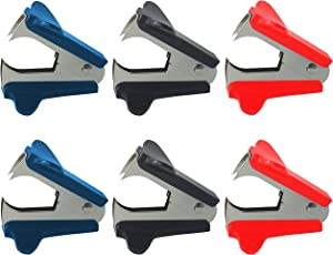 Clipco Staple Remover (6-Pack) (Assorted Colors 2)