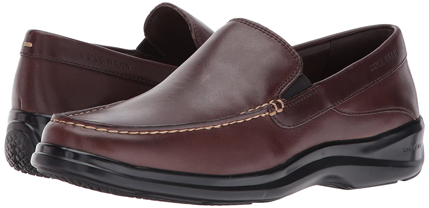 d133be9c452 Cole Haan Men s Santa Barbara Twin Gore Loafers  Amazon.ca  Shoes   Handbags