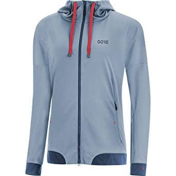 Amazon.com   GORE Wear Women s Windproof Hooded Cycling Jacket 3ded3640a