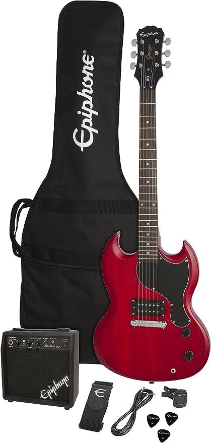 Epiphone SG-Junior Player Pack (230V) - Pack guitarra eléctrica ...