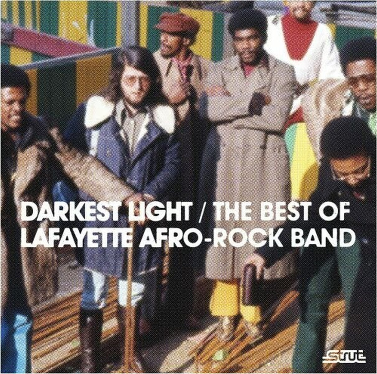 Darkest Light: The Best of the Lafayette Afro Rock Band by Studio K7