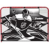 Franklin Sports Hockey Shooting Target - NHL - Fits 54 x 44 Inch Hockey Goal - Perfect For Hockey Shooting Practice - 5…