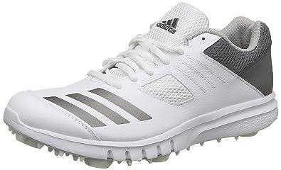 Buy Adidas Men's Howzat Spike Ftwwht