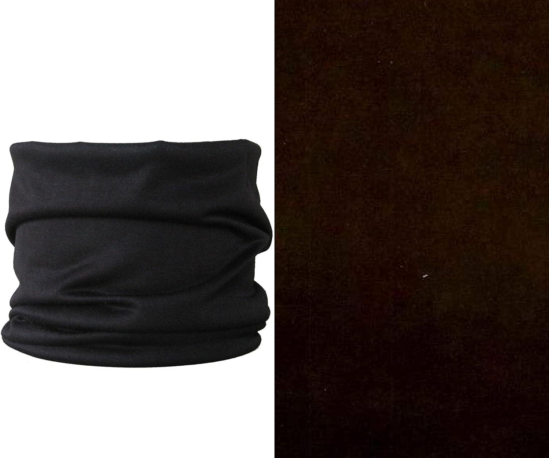 Fascia Per Capelli Multifunzioni Nera