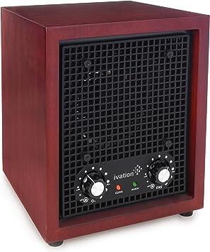 Ivation Generator Purifier Deodorizer Purifies