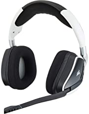 Corsair Gaming CA-9011153-EU Void PRO RGB Wireless Dolby 7.1 Premium Gaming Headset - White