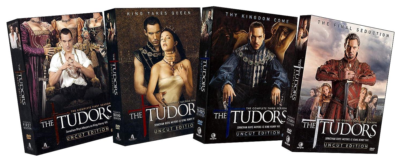Amazon.com: The Tudors (The Complete Season 1-4): Jonathan Rhys Meyers,  Henry Cavill, Anthony Brophy, James Frain, Sarah Bolger, Ciaran Donnelly,  ...