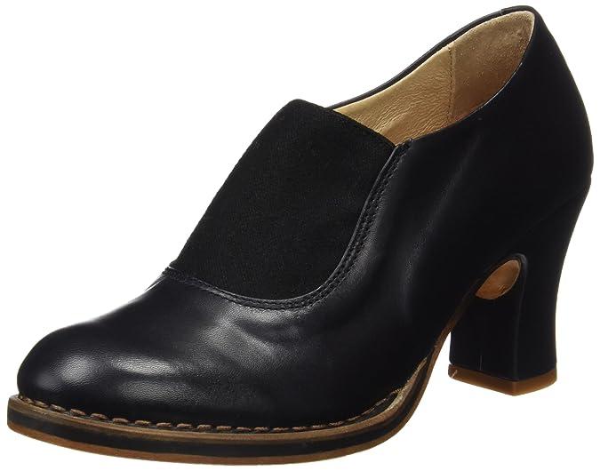 Neosens Women's S297 Restored Skin Ebony/Baladi Closed Toe Heels:  Amazon.co.uk: Shoes & Bags