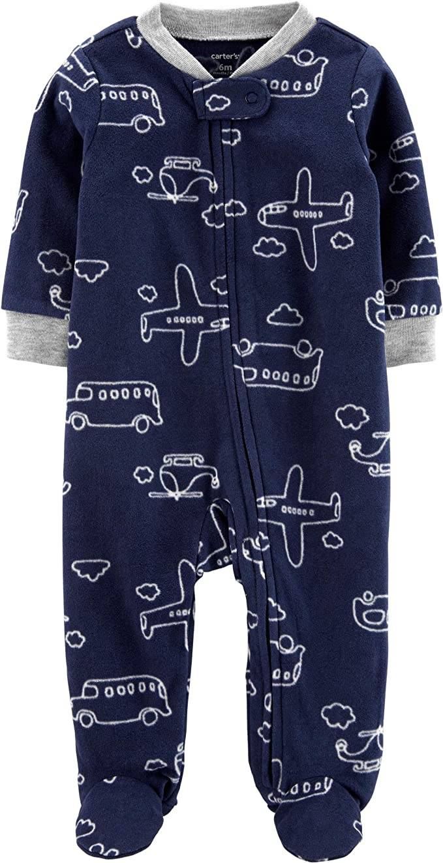 Carters Baby Boys  Cloths Handsome Sleep /& Play