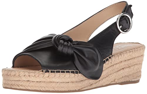 06a717b5f1d Franco Sarto Women's Pirouette Espadrille Wedge Sandal