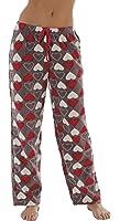 Ladies Fleece Lounge Pants / Pyjama Bottoms ~ Unicorn, Owl, Penguin, Fox.