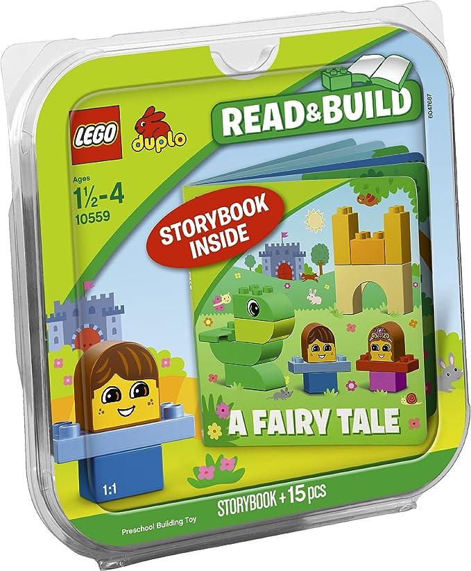 LEGO 10559 A Fairy Tale by LEGO: Amazon.es: Juguetes y juegos