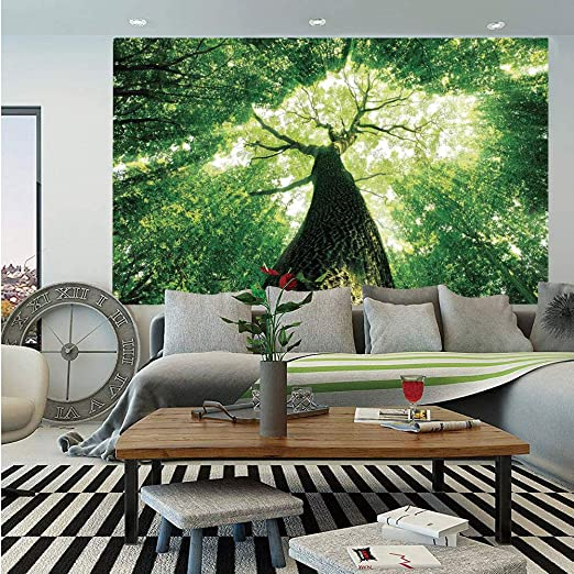 Spring Flowers in Park Wall Mural Photo Wallpaper GIANT DECOR Paper Poster Free