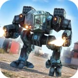 Robot Tanks of War - Free Robots Fighting Game