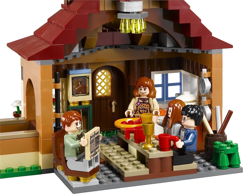 LEGO Harry Potter 4840 La Madriguera