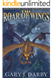 The Roar of Wings (The Legend of Hooper's Dragons Book 4)