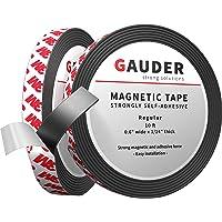 GAUDER Magneetband Zelfklevend Sterk | Magneetstrip | Magneetrol