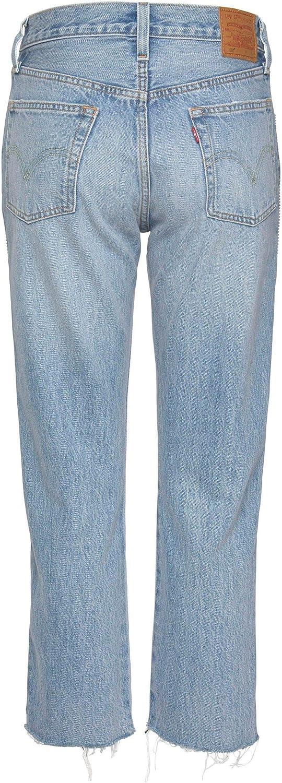 Pantalon Vaquero Levis 501 Diamond Mujer Azul
