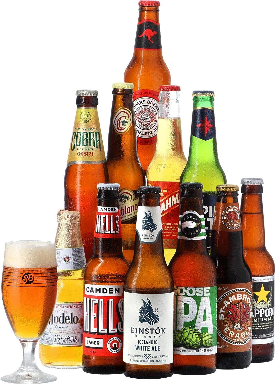 HOPT - Colección internacional - Paquete con 11 cervezas ...