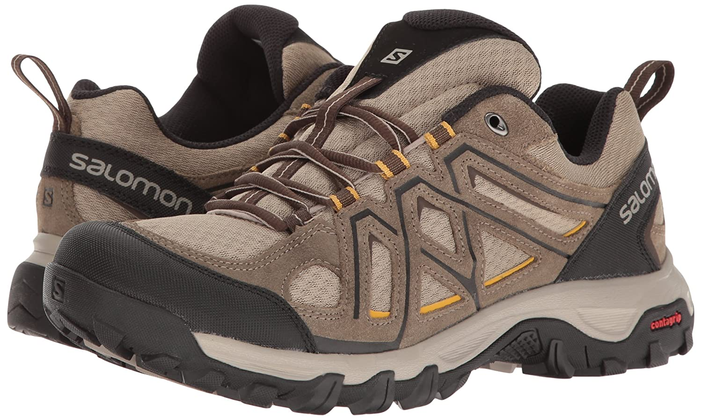 Salomon Mens Evasion 2 Aero Hiking Shoe Salomon Footwear L39359800-7-GRY