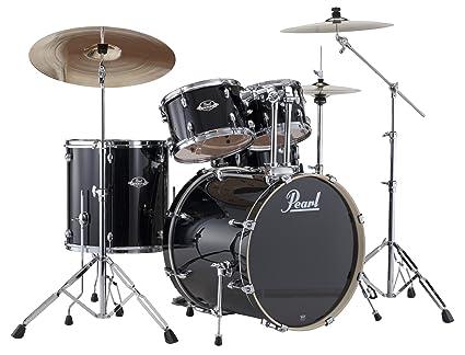 Amazon com: Pearl EXX725S/C 5-Piece Export New Fusion Drum