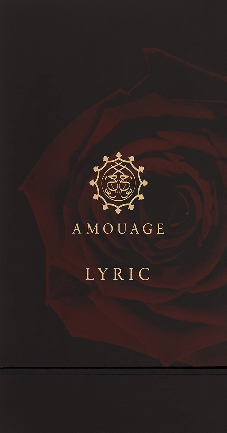 AMOUAGE Lyric Men s Eau de Parfum Spray, 3.4 Fl Oz