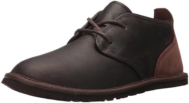 Botines Piel 1018993 Maksim de UGG Talla: 44,5 Color: Marron: Amazon.es: Zapatos y complementos