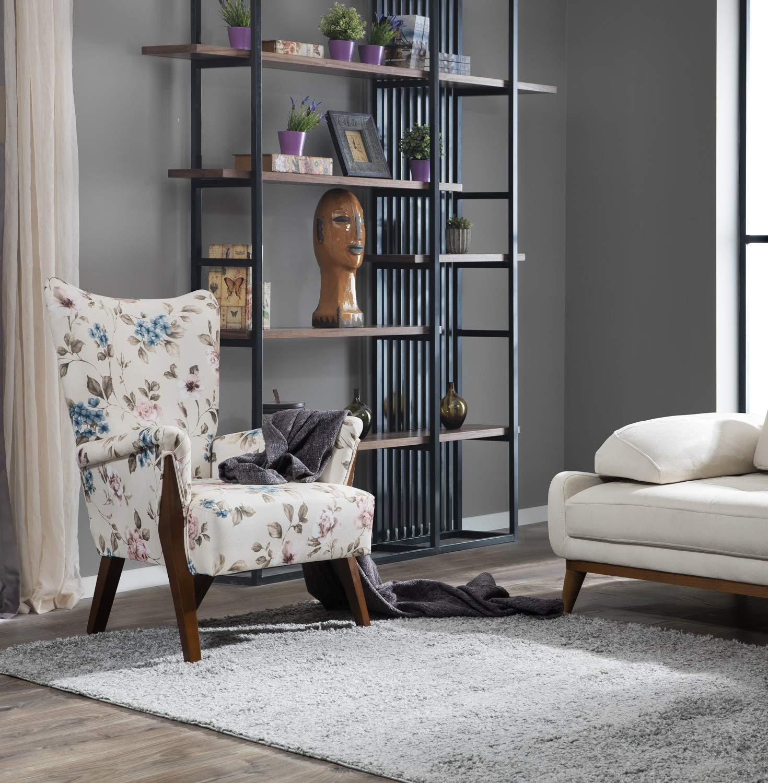 Perla Furniture 7x9 Perla Shaggy Grey Area, Rug 7X 9,