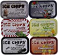 ICE CHIPS Variety Packs (6 Tins) (Variety Pack)
