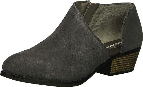 Skechers Women/'s Lasso-Vacinity-Short Asymmetrical Bootie Ankle Boot